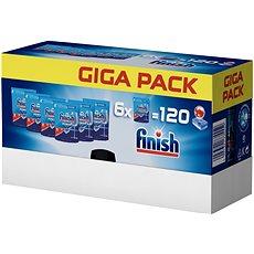 FINISH All-in-1 Max 120 ks MEGABOX - Tablety do umývačky