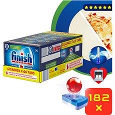 FINISH All in 1 182 ks GIGABOX - Tablety do umývačky
