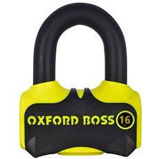 OXFORD zámok kotúčovej brzdy Boss 16 - Zámok na motorku