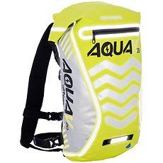 OXFORD vodotesný batoh Aqua V20 Extreme Visibility, (žltá fluo/reflexné prvky), objem 20 l - Moto batoh