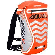 OXFORD vodotesný batoh Aqua V20 Extreme Visibility, (oranžová fluo/reflexné prvky), objem 20 l - Moto batoh