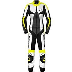 Spidi POISON TOURING, dámska (čierna/biela/žltá, veľkosť 38) - Moto kombinéza