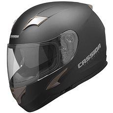 CASSIDA Integral 2.0 (čierna matná) - Prilba na motorku