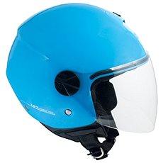 CGM Florence – modrá - Prilba na skúter