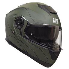 CGM Kyoto – zelená - Prilba na motorku