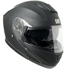 CGM Osaka – čierna - Prilba na motorku