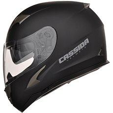 CASSIDA Integral 2.0 (čierna matná, veľkosť XL) - Prilba na motorku