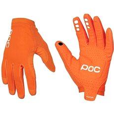POC Avip Glove Long Zink Orange - Rukavice