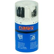 Narex Mix, 18 ks - Sada vrtákov