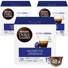 Nescafé Dolce Gusto Ristretto Ardenza 16 ks × 3 ks - Kávové kapsuly