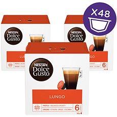 Nescafé Dolce Gusto Caffé Lungo 16 ks × 3 - Kávové kapsuly