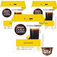 Nescafé Dolce Gusto Grande 16 ks × 3 - Kávové kapsuly
