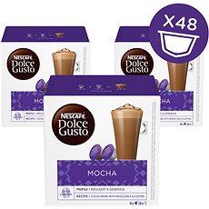 Nescafé Dolce Gusto Mocha 16 ks × 3 - Kávové kapsuly