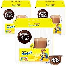 Nescafé Dolce Gusto Nesquik 16 ks × 3 - Kávové kapsuly