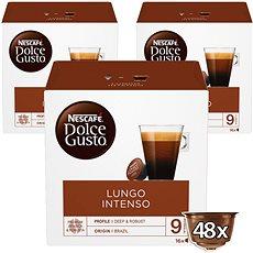 Nescafé Dolce Gusto Caffé Lungo Intenso 16 ks × 3 - Kávové kapsuly