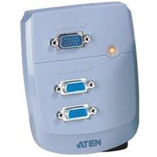 ATEN VS-82 - Aktívny rozbočovač video signálu