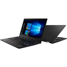 Lenovo ThinkPad L380 Black - Tablet PC