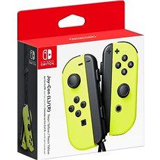 Nintendo Switch Joy-Con ovládače Yellow - Gamepad