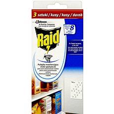 RAID proti potravinovým moliam 3 ks - Odpudzovač hmyzu