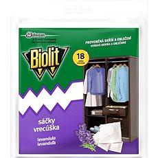BIOLIT vrecká s vôňou levandule 18 ks - Odpudzovač hmyzu
