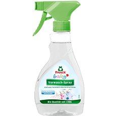 FROSCH EKO Sprej na škvrny na dojčenskej bielizni 300 ml - Ekologický odstraňovač škvŕn