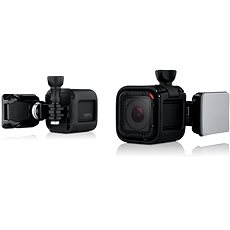 GOPRO Low Profile Helmet Swivel Mount - Držiak