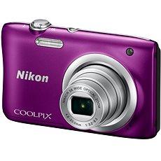 Nikon COOLPIX A100 fialový - Digitálny fotoaparát