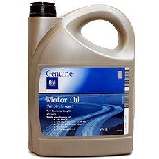 OPEL GM Dexos 2 5W-30 5 l - Motorový olej