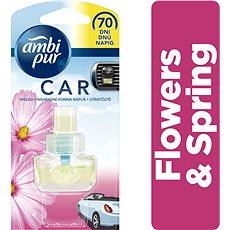 AMBI PUR Car Flowers & Spring 7 ml - Vôňa do auta