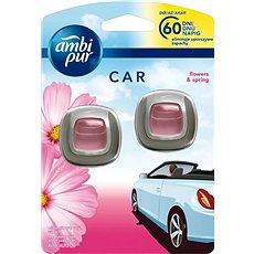 AMBI PUR Car Flower & Spring 2x2ml - Vôňa do auta