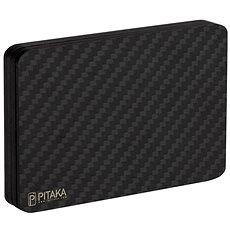 Pitaka MagWallet Carbon - Hardvérová peňaženka