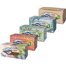 ZEWA Softis Box (80 ks) - Papierové vreckovky