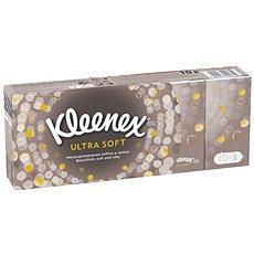 KLEENEX® Ultra Soft (10x9 ks) - Papierové vreckovky