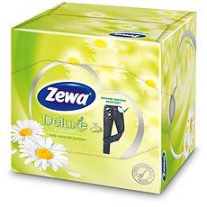 ZEWA Deluxe Camomile Cube (60 ks) - Papierové vreckovky