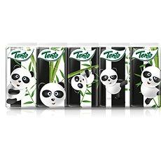 TENTO Panda vreckovky (10x10ks) - Papierové vreckovky