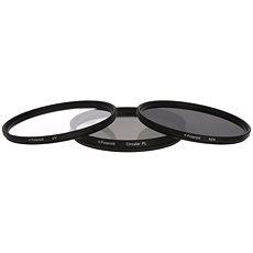 Filter Polaroid 55mm (UV MC, CPL, ND8) - UV filter