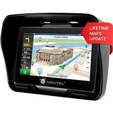 NAVITEL G550 Moto GPS Lifetime - GPS navigácia