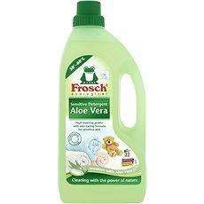 FROSCH EKO Baby na pranie jemnej a detskej bielizne – aloe vera 1,5 l - Ekologický prací gél