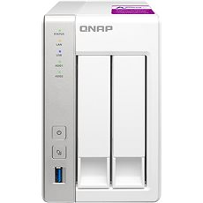 QNAP TS-231P2-4G - Dátové úložisko