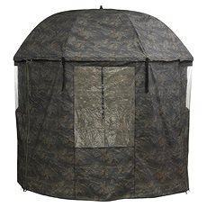 Mivardi Dáždnik Camou PVC s komplet zakrytím - Rybársky dáždnik
