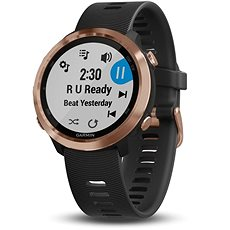 Garmin Forerunner 645 Music Rose Gold - Smart hodinky
