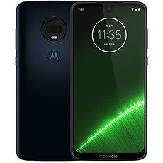 Motorola Moto G7 Plus modrý - Mobilný telefón