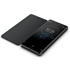 Sony SCSH70 Style Cover Stand Xperia XZ3, Black - Puzdro na mobil