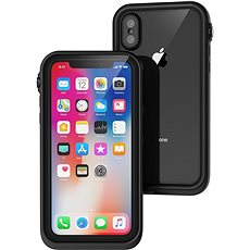 Catalyst Waterproof Case Black iPhone X - Puzdro na mobil