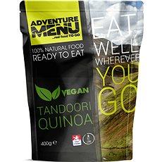 AdventureMenu – Tandoori Quinoa (VEGAN) - Trvanlivé jedlo