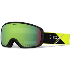 GIRO Balance Highlight Yellow Sport Tech Vivid Emerald - Lyžiarske okuliare