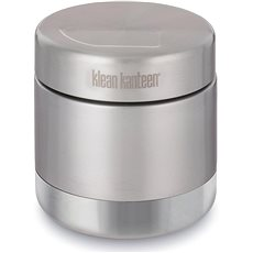 Klean Kanteen Insulated Food Canister – brushed stainless 237 ml - Nádoba