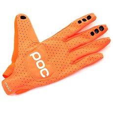 POC Avip Glove Long Zink Orange L - Rukavice