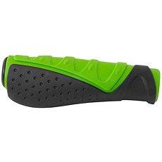 Force gripy gumové tvarované, čierno-zelené, balené - Grip