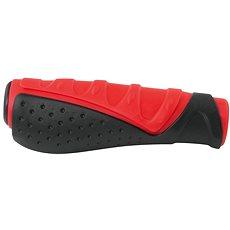Force držadlá gumové tvarované, čierno-červené, balené - Grip